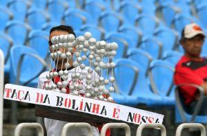 Réplica cedida ao Flamengo